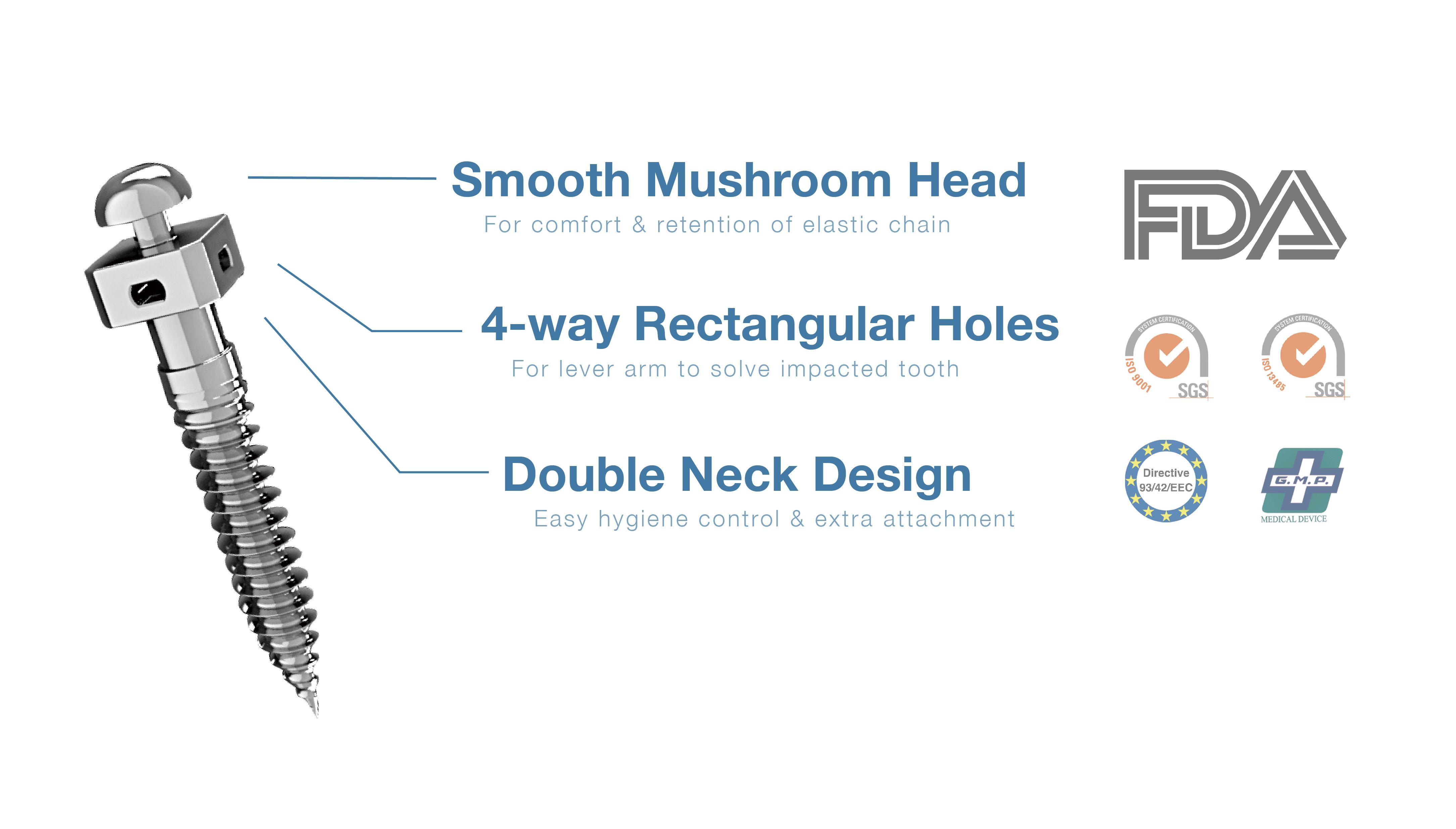 OrthoBoneScrew | Product